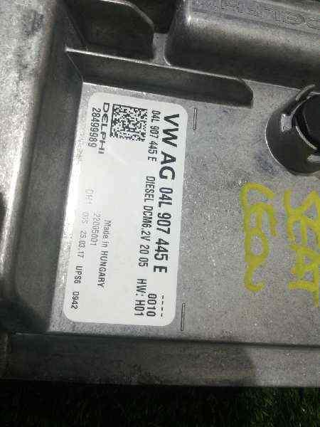 CENTRALITA MOTOR UCE SEAT LEON (5F1) Reference  1.6 TDI (116 CV) |   ..._img_3