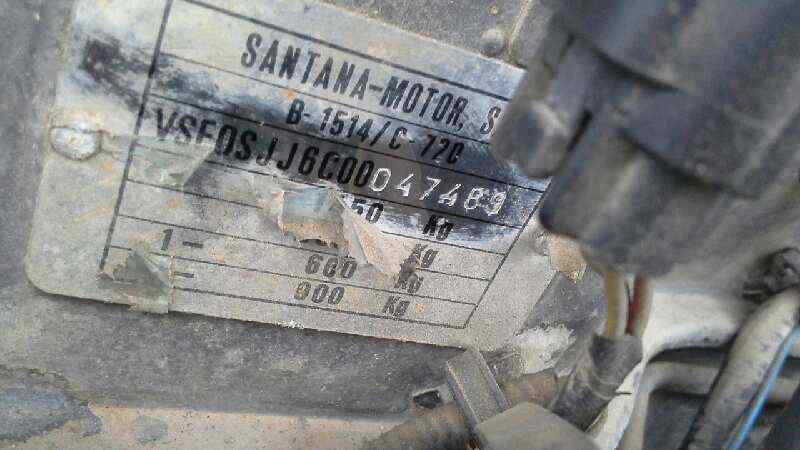 SUZUKI VITARA SE/SV (ET) 1.6 Hard Top Xaloc Lujo   (80 CV) |   05.91 - 12.01_img_3