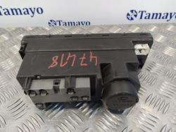 motor completo seat ibiza (6l1) signo  1.2  (64 cv) BME