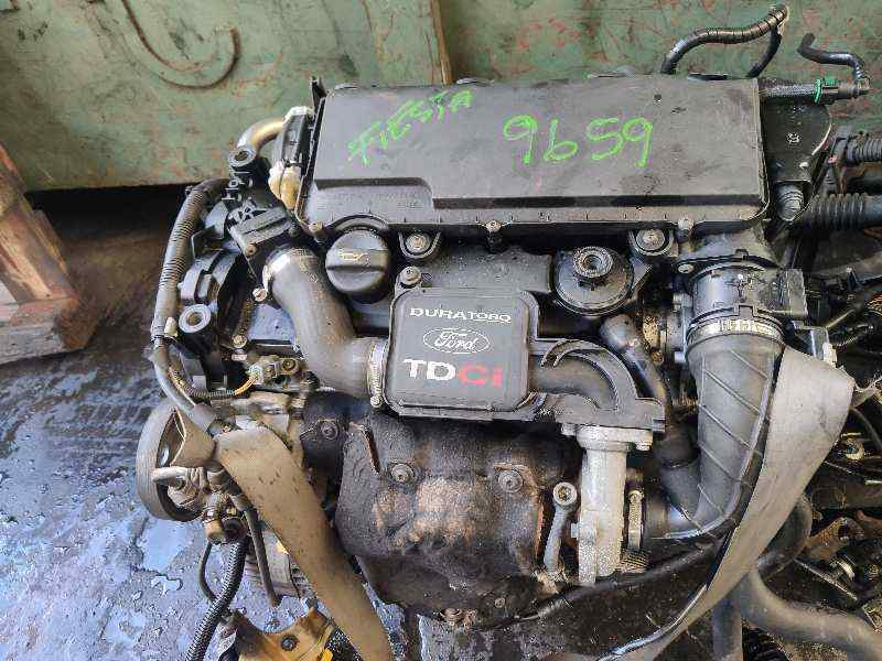 MOTOR COMPLETO FORD FIESTA (CBK) Ambiente  1.4 TDCi CAT (68 CV) |   11.01 - 12.08_img_0