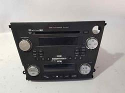 sistema audio / radio cd subaru legacy familiar/outback b13 (bp) 2.5i outback (165 cv) 2003-2009