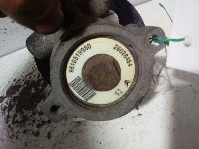 BOMBA DIRECCION PEUGEOT 306 BERLINA 3/4/5 PUERTAS (S2) Graffic  1.9 Diesel (68 CV) |   10.97 - ..._img_3