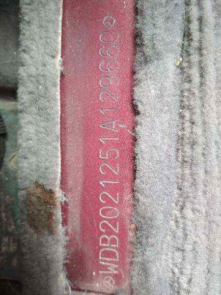 MERCEDES CLASE C (W202) BERLINA 250 Diesel (202.125)  2.5 Diesel CAT (113 CV) |   05.96 - ..._img_2