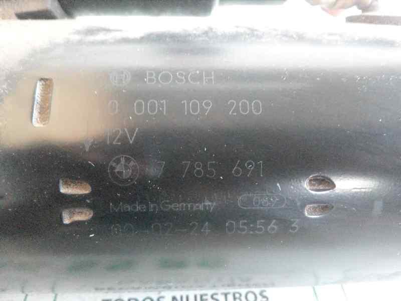 MOTOR ARRANQUE BMW SERIE 5 BERLINA (E39) 525d  2.5 24V Turbodiesel CAT (163 CV) |   03.00 - 12.03_img_2