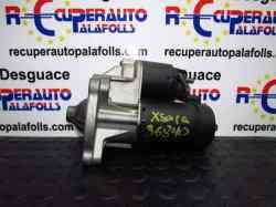 motor arranque citroen xsara berlina 1.6i 16v exclusive (109 cv) 2000-2005