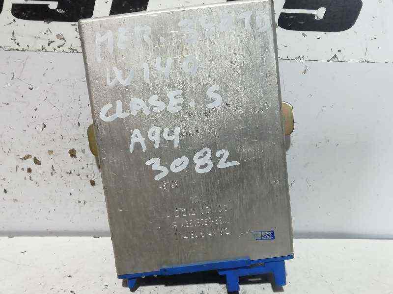 MODULO ELECTRONICO MERCEDES CLASE S (W140) BERLINA 300 SD T. / S 350 Turbo (140.134)  3.5 Turbodiesel (150 CV) |   09.92 - ..._img_0