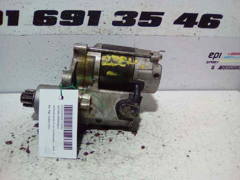 MOTOR ARRANQUE MG ROVER SERIE 75 (RJ) 2.0 KV6 Classic   (150 CV) |   04.99 - 12.02_img_3