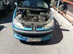 peugeot 206 berlina xr  2.0 hdi cat (90 cv) 1999-2001 RHY VF32ARHYE41
