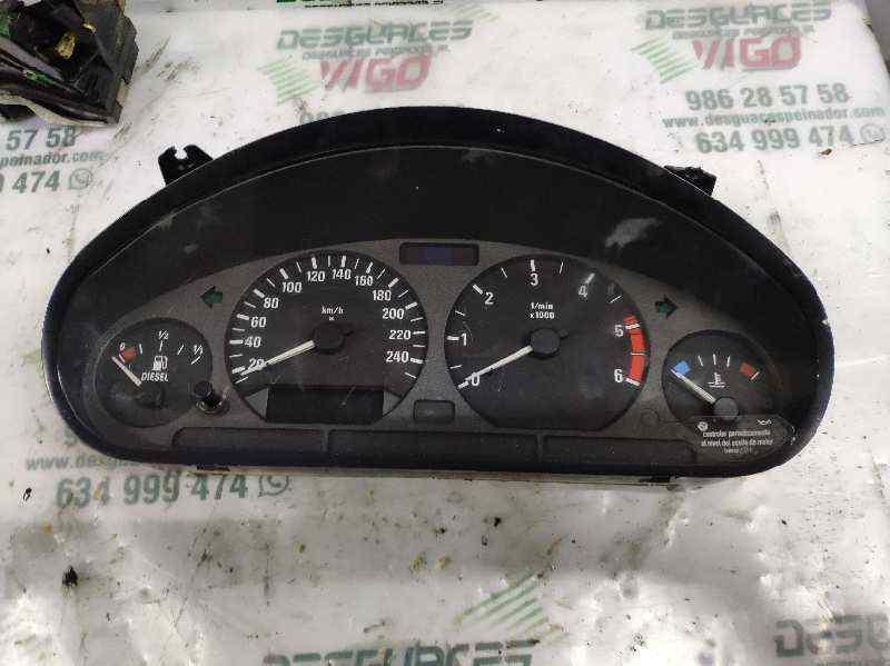 CUADRO INSTRUMENTOS BMW SERIE 3 COMPACTO (E36) 318tds  1.7 Turbodiesel CAT (90 CV) |   03.95 - 12.01_img_0