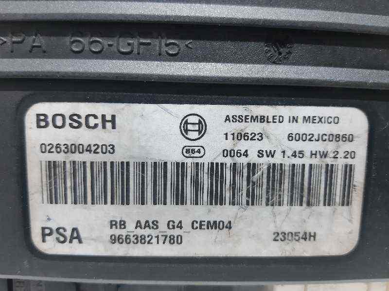 MODULO ELECTRONICO CITROEN C5 STATION WAGON Exclusive  2.0 HDi FAP (140 CV)     11.08 - 12.15_img_1