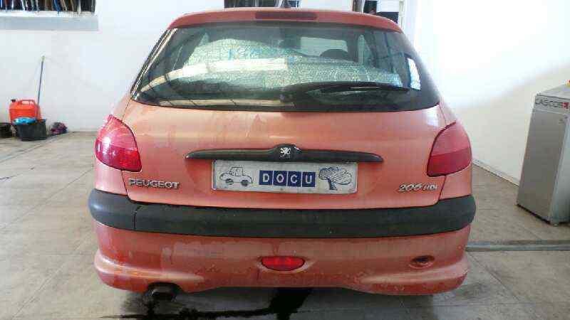 PEUGEOT 206 BERLINA XS  2.0 HDi CAT (90 CV) |   12.99 - 12.05_img_1