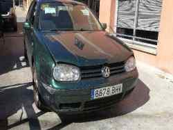 volkswagen golf iv berlina (1j1) básico  1.9 tdi (116 cv) 1999- AJM WVWZZZ1JZ1P