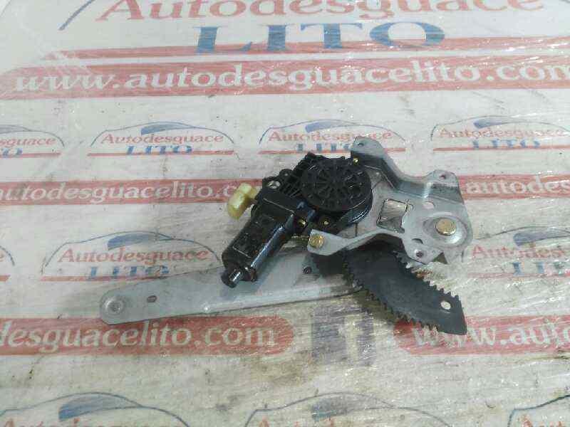 MOTOR ELEVALUNAS TRASERO DERECHO HYUNDAI GETZ (TB) 1.1 12V CAT   (63 CV)     0.02 - 0.09_img_0