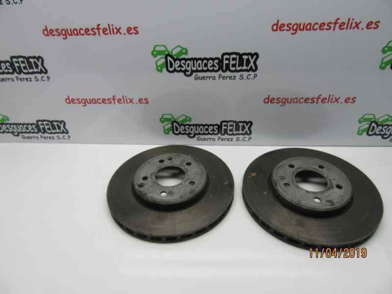 DISCO FRENO DELANTERO  MERCEDES CLASE SLK (W170) ROADSTER 230 Compressor (170.447)  2.3 Compresor CAT (193 CV) |   04.96 - 12.00_img_0