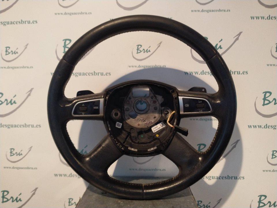VOLANTE AUDI A4 BER. (B8) Básico  2.7 V6 24V TDI (190 CV)     11.07 - 12.12_img_0