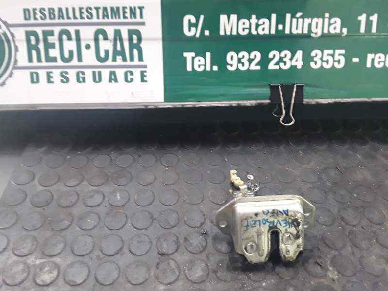 CERRADURA MALETERO / PORTON CHEVROLET AVEO LS  1.2 CAT (84 CV) |   09.08 - 12.12_img_0