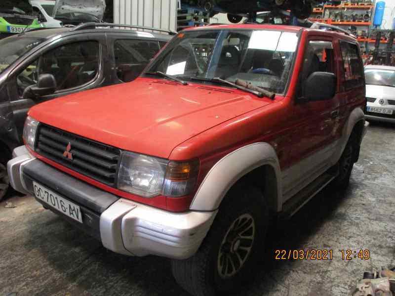 MITSUBISHI MONTERO (V20/V40) 2500 TD GLS (2-ptas.)  2.5 Turbodiesel (99 CV) |   05.91 - ..._img_2