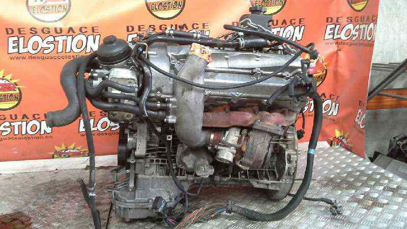 MOTOR COMPLETO MERCEDES CLASE M (W163) 400 CDI (163.128)  4.0 CDI 32V CAT (250 CV) |   05.01 - 12.05_img_5
