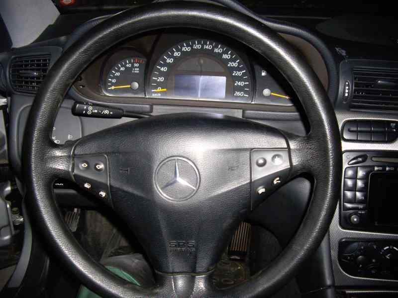 Despiece de mercedes clase c w203 sportcoupe c 220 cdi for Interior mercedes clase c