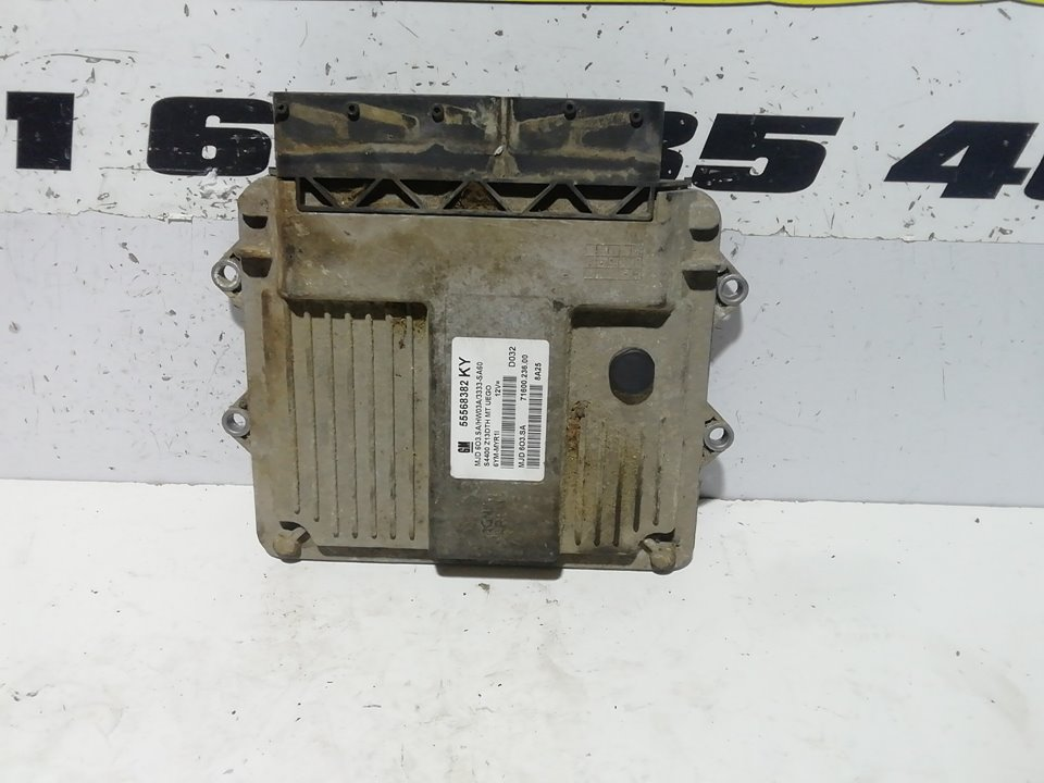 CENTRALITA MOTOR UCE OPEL CORSA D Enjoy  1.3 16V CDTI CAT (Z 13 DTH / L4I) (90 CV) |   07.06 - 12.08_img_0