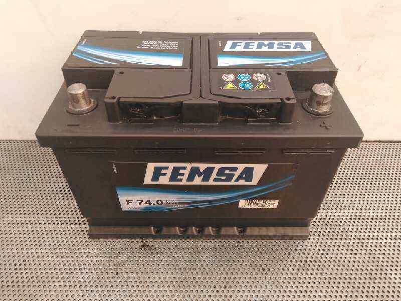 BATERIA FORD FIESTA BERLINA Ghia  1.8 Diesel CAT (60 CV) |   08.95 - 12.99_img_0