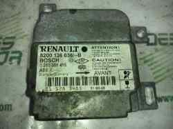 centralita airbag renault clio ii fase ii (b/cb0) * 8200136038