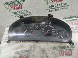 cuadro instrumentos peugeot 406 berlina (s1/s2) stdt  2.1 turbodiesel cat (109 cv) 1996-1998 9628534780S