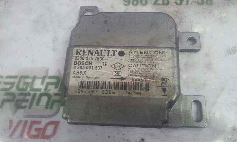CENTRALITA AIRBAG RENAULT CLIO II FASE II (B/CB0) Authentique Confort  1.5 dCi Diesel (82 CV) |   01.04 - ..._img_0