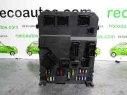 caja reles / fusibles citroen xsara picasso 1.6 hdi 90 sx (90 cv) 2007-2011