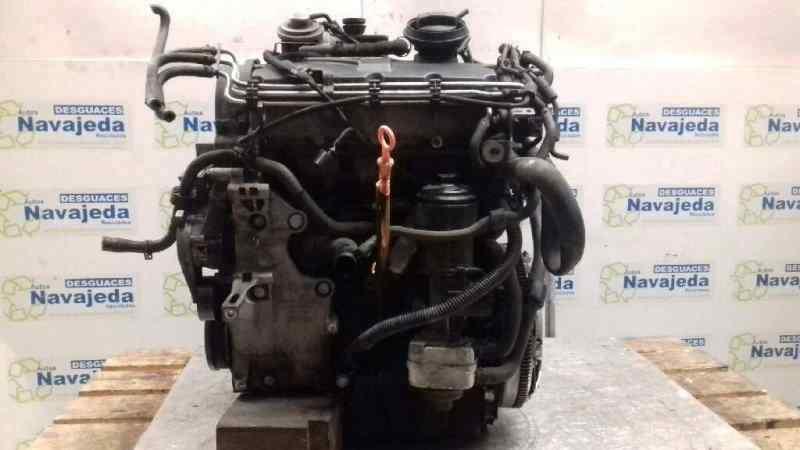 MOTOR COMPLETO SEAT LEON (1P1) Reference  1.9 TDI (105 CV) |   05.05 - 12.10_img_0