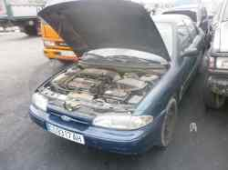 ford mondeo berlina (gd) clx  1.8 turbodiesel cat (90 cv) 1996-1999  WF0AXXGBBAS