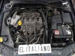 RENAULT LAGUNA II (BG0) 2.2 dCi Turbodiesel