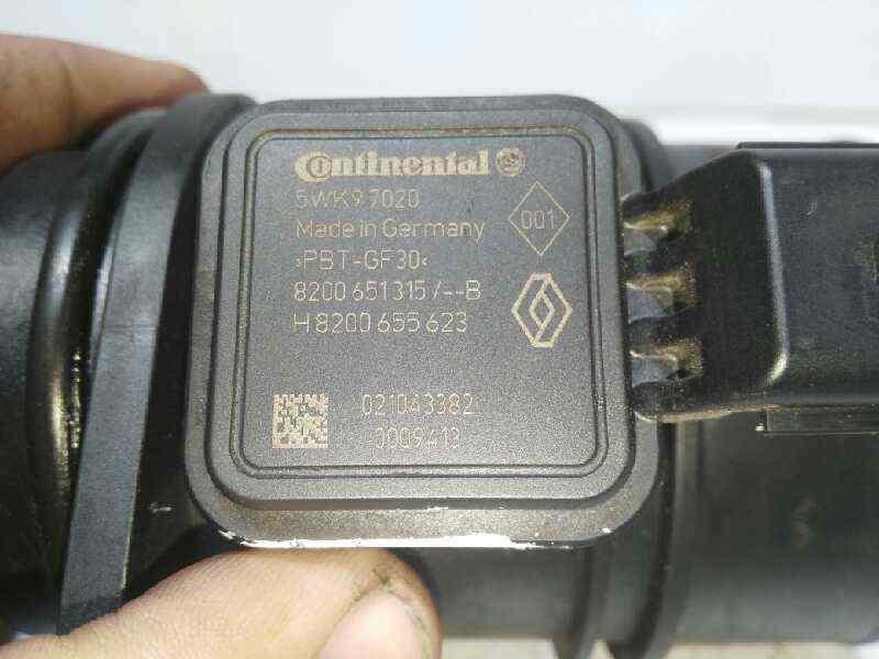 CAUDALIMETRO RENAULT TRAFIC COMBI (AB 4.01) 9 - plazas  (L2H1)  acristalado, Combi largo  2.0 16V CAT (117 CV) |   08.06 - ..._img_2