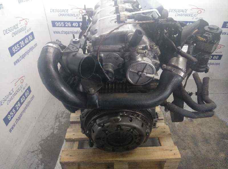 MOTOR COMPLETO NISSAN ALMERA (N16/E) Acenta  2.2 dCi Diesel CAT (112 CV) |   10.02 - 12.04_img_1
