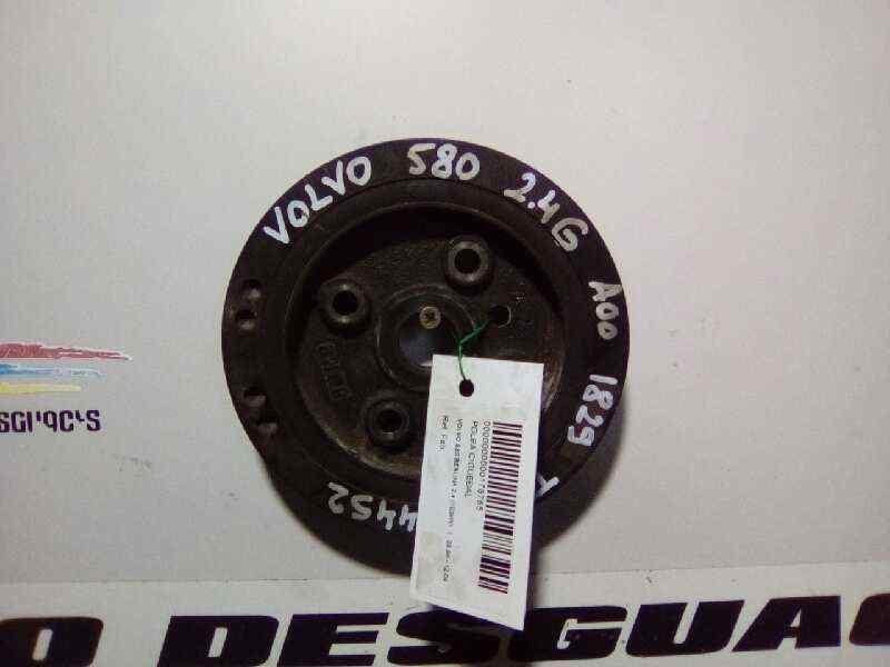 POLEA CIGUEÑAL VOLVO S80 BERLINA 2.4 (103kW)   (140 CV)     05.98 - 12.04_img_1