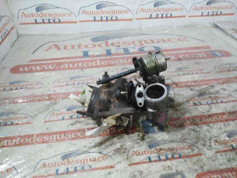 TURBOCOMPRESOR MERCEDES CLASE E (W210) FAMILIAR 290 T Turbodiesel (210.217)  2.9 Turbodiesel CAT (129 CV) |   01.96 - 12.98_img_0