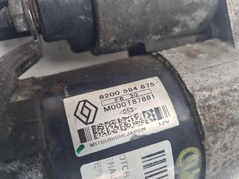 MOTOR ARRANQUE RENAULT CLIO II FASE II (B/CB0) Dynamique  1.5 dCi Diesel (68 CV) |   06.01 - 12.08_img_4