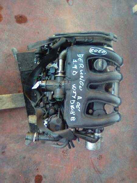 MOTOR COMPLETO CITROEN BERLINGO 1.9 D X Familiar   (69 CV) |   12.96 - 12.02_img_1