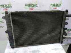radiador agua ford escort berl./turnier atlanta berlina 1.8 turbodiesel cat (90 cv) 1995-1997