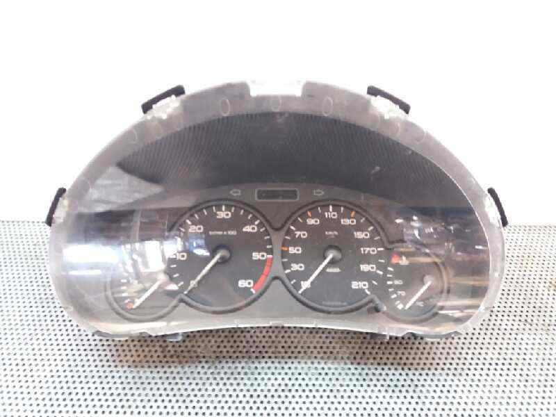 CUADRO INSTRUMENTOS PEUGEOT 206 BERLINA XN  1.9 Diesel (69 CV) |   09.98 - 12.02_img_0