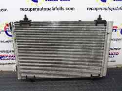 condensador / radiador aire acondicionado citroen c4 berlina collection 1.6 16v hdi (90 cv) 2004-2008