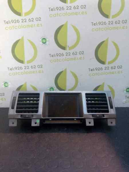 PANTALLA MULTIFUNCION OPEL VECTRA C BERLINA GTS Elegance  2.2 16V DTI CAT (Y 22 DTR / L50) (125 CV) |   10.03 - 12.05_img_0