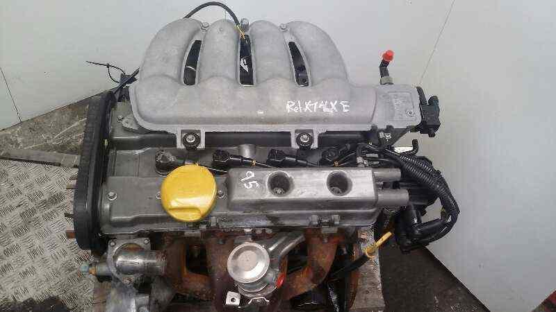ficha de la pieza motor completo de opel corsa b 1.4 16v (90 cv