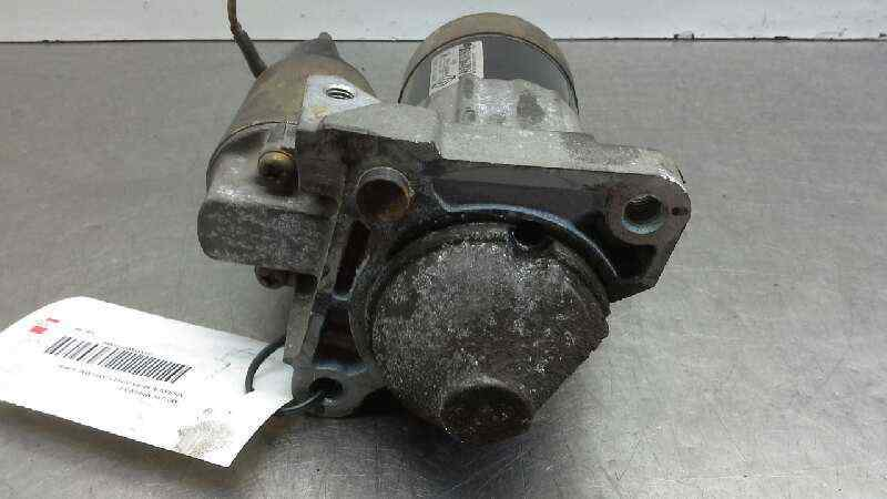 MOTOR ARRANQUE NISSAN ALMERA (N16/E) Acenta  1.5 dCi Turbodiesel CAT (82 CV) |   12.02 - 12.04_img_2
