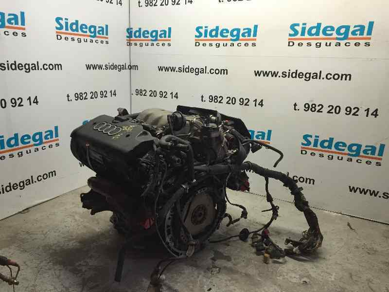 MOTOR COMPLETO AUDI A8 (D2) 4.2 Quattro   (299 CV) |   06.94 - 12.99_img_0