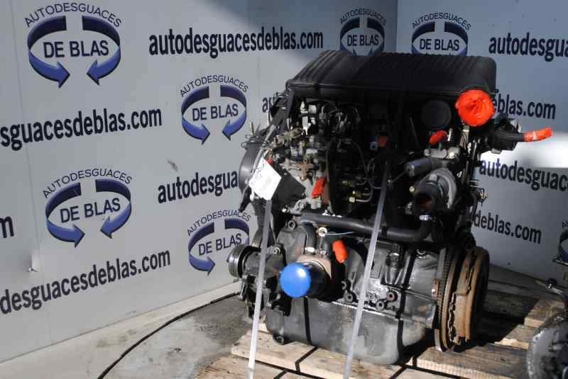 MOTOR COMPLETO PEUGEOT 405 BERLINA GLD-Turbo Bolero  1.9 Diesel (69 CV) |   08.94 - ..._img_4