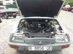 citroen c15 d familiale  1.8 diesel (161) (60 cv) 1986- 161A(XUD7) VF7VDPG0012