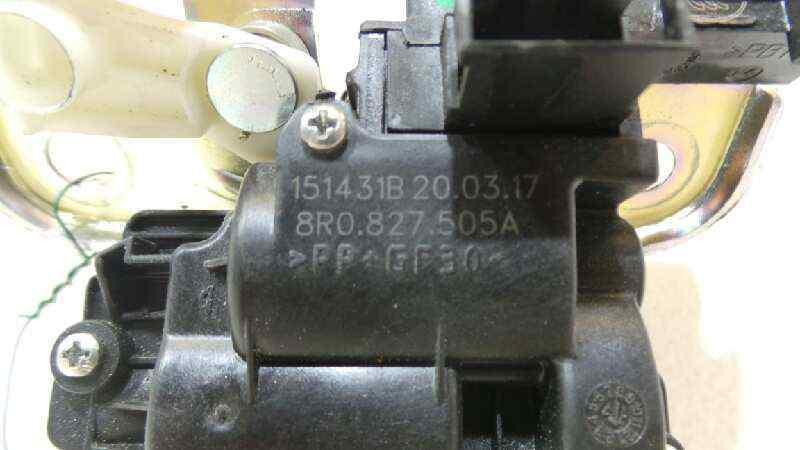 CERRADURA MALETERO / PORTON AUDI A1 SPORTBACK (8XF)(11.2014->) Design  1.4 TDI (90 CV) |   ..._img_1