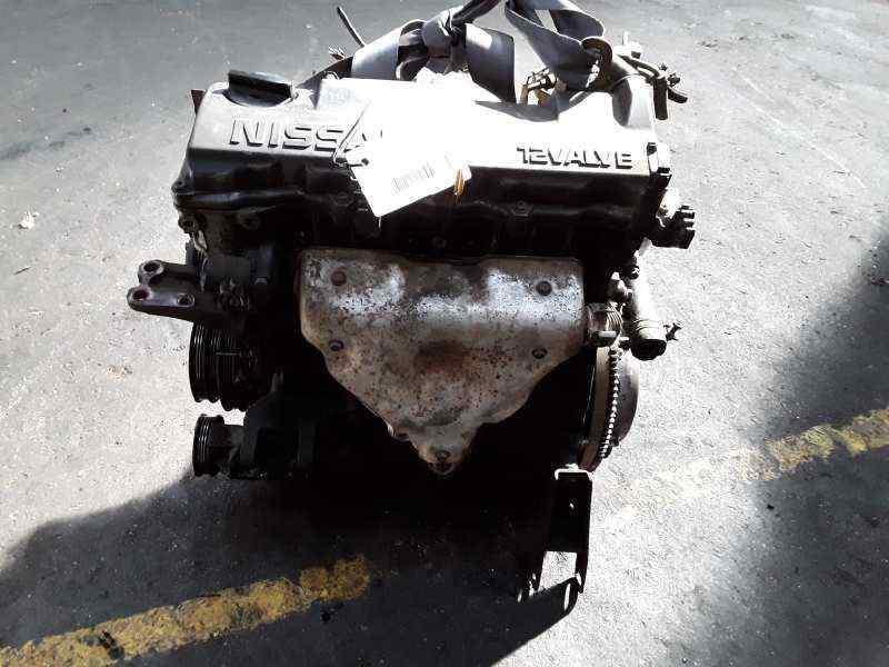 MOTOR COMPLETO NISSAN SUNNY BERLINA (N14) SLX  1.6 16V CAT (90 CV)     0.90 - ..._img_0