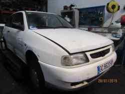 seat ibiza (6k) passion  1.4  (60 cv) 1996-1999 AEX / APQ VSSZZZ6KZXR